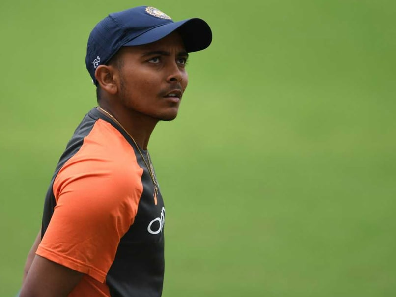Prithvi Shaw, Rishabh Pant Move Up In ICC Test Rankings