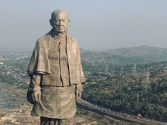 Gujarat's Statue of Unity Draws 2.9 Million Tourists, Earns Rs 82 Crore