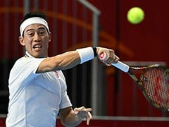 Japan Open: Kei Nishikori Passes Greek Test To Reach Tokyo Semis