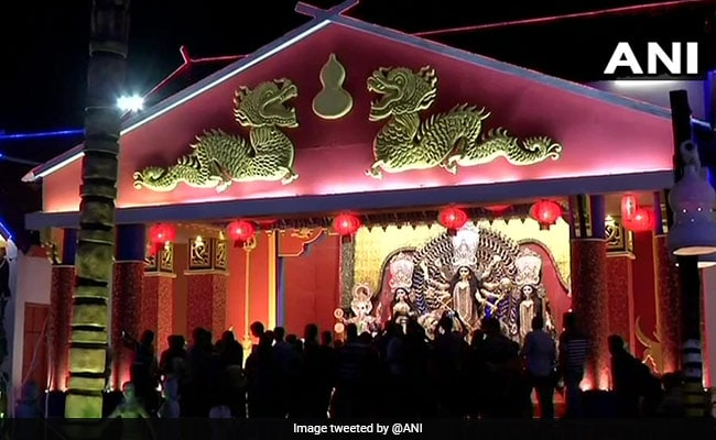 'Together, We Will Make A Difference': China's Message On Durga Puja