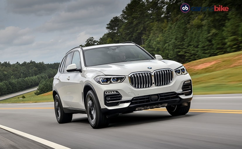 2019 BMW X5 Review - NDTV CarAndBike