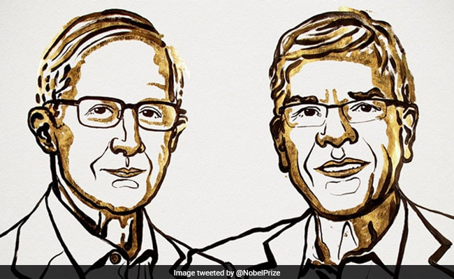 Nobel Prize for Economics: winners William Nordhaus and Paul Romer