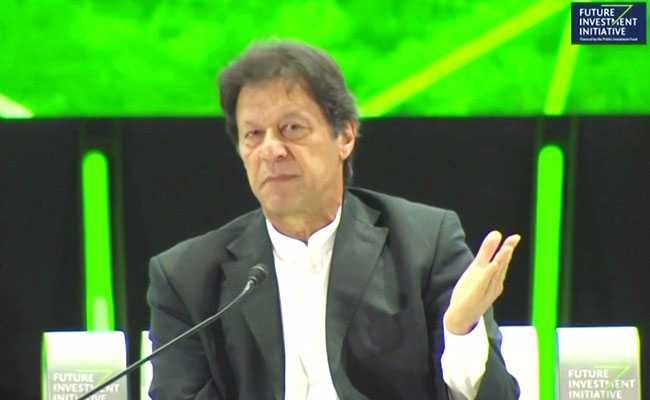 To Defend U-Turns In Politics, Imran Khan Gives Hitler's Example: Report
