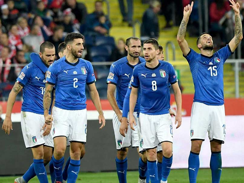 Nations League: Last-Gasp Cristiano Biraghi Goal Saves Italy, Gives Roberto Mancini First Competitive Win