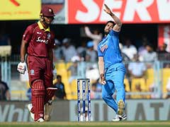 India vs West Indies, Live Score 1st ODI: Kieran Powell, Shai Hope Lead Windies Resurgence After Early Setback