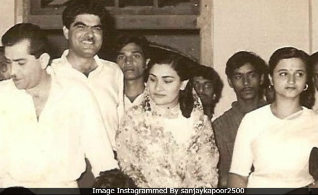 Amitabh Bachchan: Krishna Raj Kapoor kept vast family of celebrated individuals together
