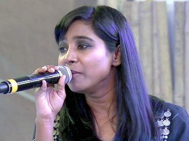 Video : Shilpa Rao Performs On NDTV's 12-hour Cleanathon