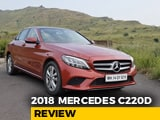 Video : Exclusive: Mercedes-Benz C220d Facelift Review