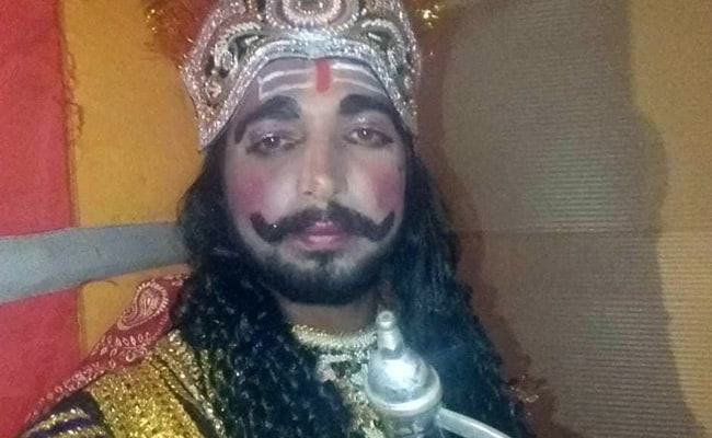 Amritsar Man, Who Played Ravan, Died Trying To Save People On The Tracks