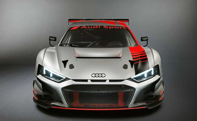 The Audi R8 Lms Is Fourth New Model From Sport In Four Years