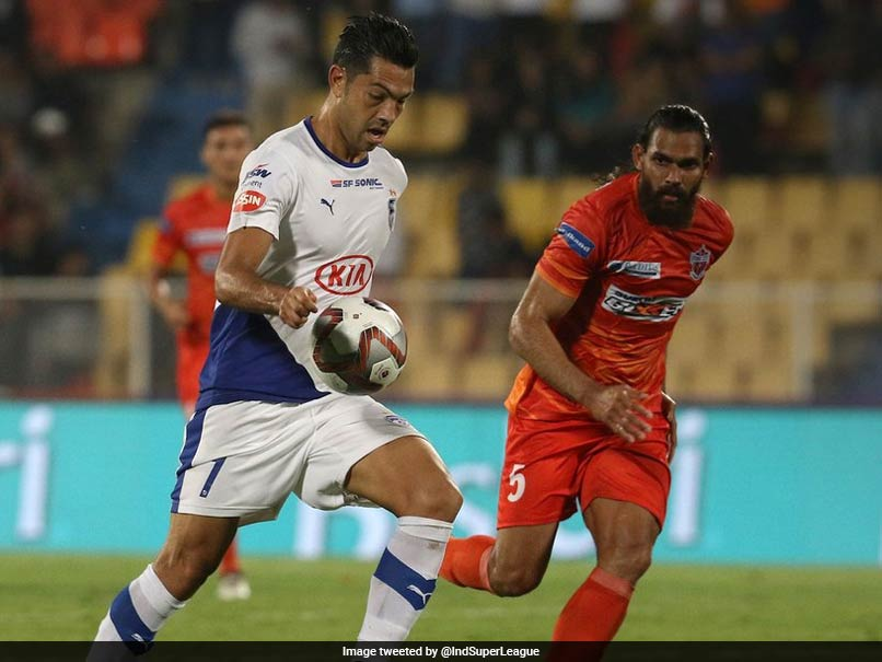 Indian Super League: Bengaluru FC Register 3-0 Win Against FC Pune City