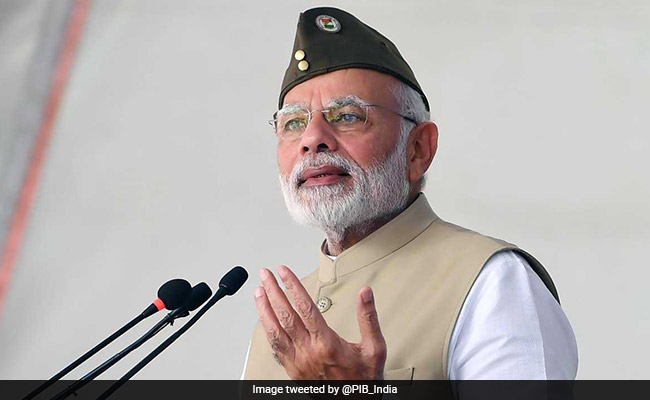 To Glorify One Family, Others Contribution Deliberately Ignored: PM Modi