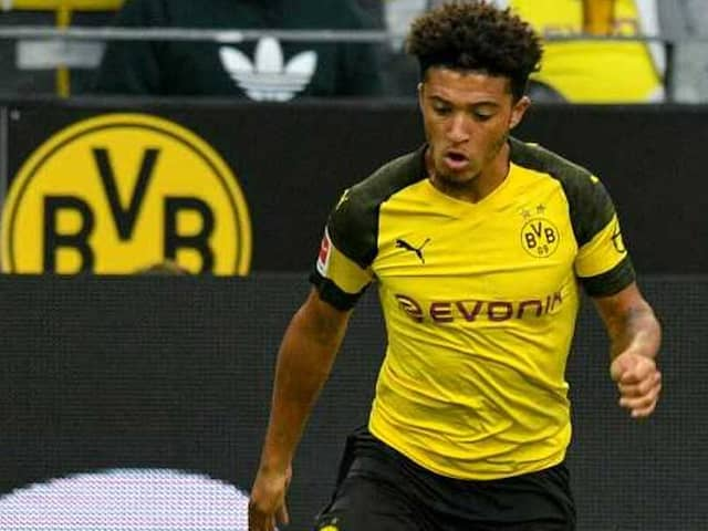 Champions League: With Shades Of Neymar, English Teen Jadon Sancho Becomes Weapon For Borussia Dortmund