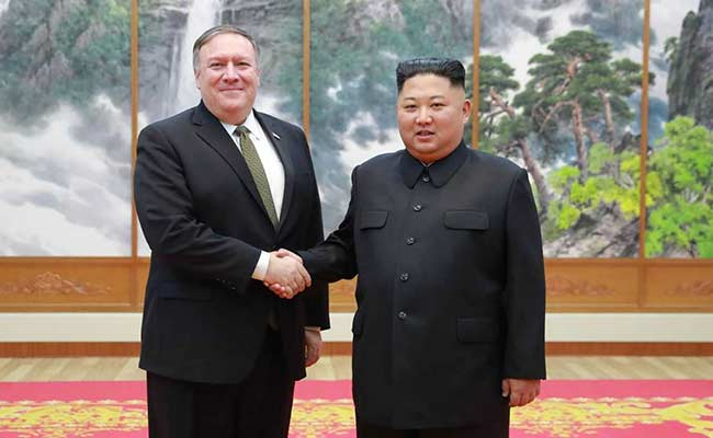 Kim Jong Un, Mike Pompeo Agree To 2nd Summit 'At Earliest Date'