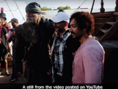 <I>Thugs Of Hindostan</I>: Amitabh Bachchan And Aamir Khan Share Their Experience Of 'Shooting On The Ships'