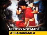 Video : Sabarimala: Nine Attempts, No History, But Politics Takes Over