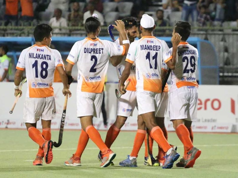 Asian Hockey Champions Trophy: Harmanpreet Singh Scores Hat-Trick As India Outclass South Korea