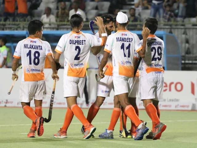 Asian Hockey Champions Trophy: Harmanpreet Singh Scores Hat-Trick As India Outclass South Korea