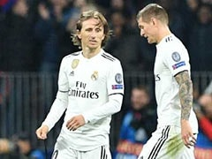 Champions League: Real Madrid Slip To Shock Defeat By CSKA After Toni Kroos Mistake