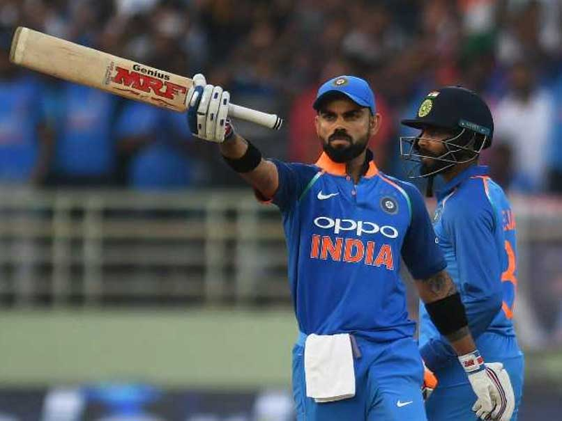Mumbai Police's Tweet On Virat Kohli Record Goes Viral