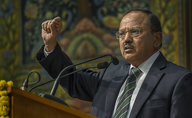 Ajit Doval Arrives In China To Hold Border Talks