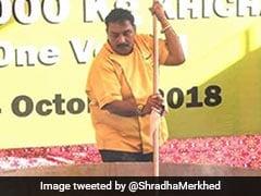 गिनेस बुक में दर्ज होने की आस में नागपुर के शेफ ने पकाई 3,000 किलोग्राम खिचड़ी