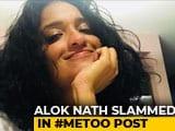 Video : Sandhya Mridul's #MeToo Story About Screen <i>Bapuji</i>