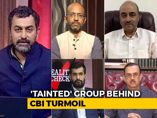 Video : CBI 'Coup': The Sandesara Link