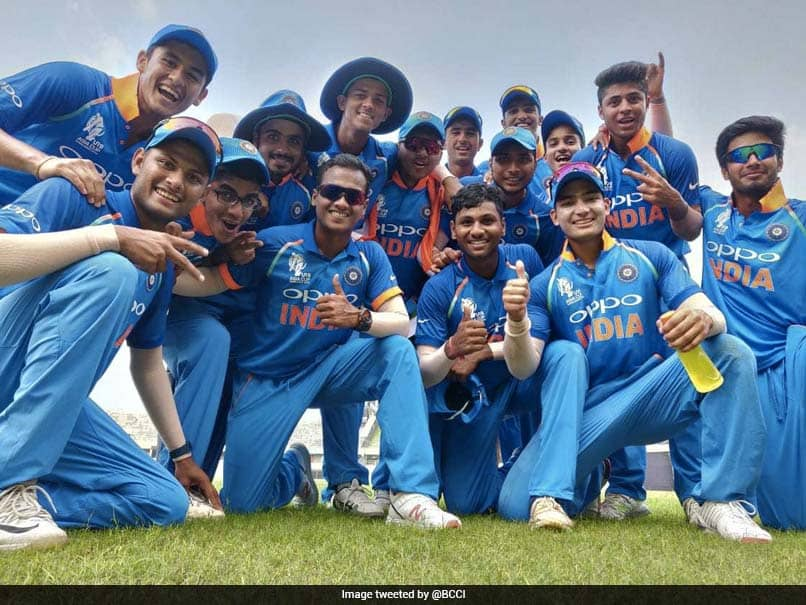 Under-19 Asia Cup: India Beat Sri Lanka By 144 Runs To Clinch Title
