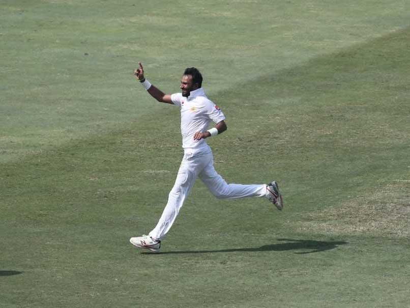 Pakistan vs Australia, 1st Test: Bilal Asif