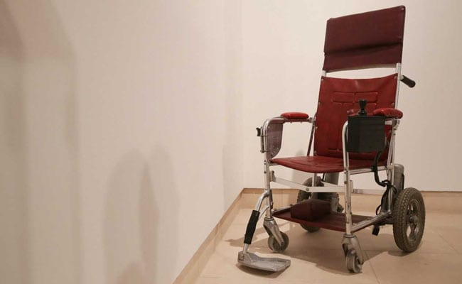 Stephen Hawking's Signed Thesis, Wheelchair Auctioned In London
