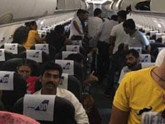 GoAir Flight Grounded In Goa For Hours, Passengers Tweet SOS From Runway
