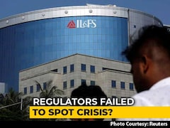 Video: Government Takes Over Debt-Ridden IL&FS, Uday Kotak On New Board