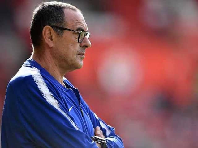 Former Banker Maurizio Sarri Only Interested In Money, Says Napoli Owner