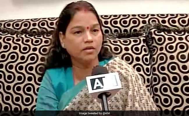 Lok Janshakti Party Lawmaker Veena Devi's Son Dies In Car Accident