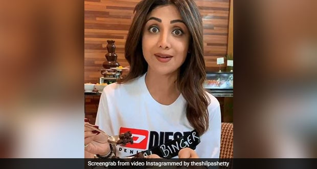 Shilpa Shetty Tasted Chocolate For First Time In 3 Years: Her Expressions Were Priceless! (Video)