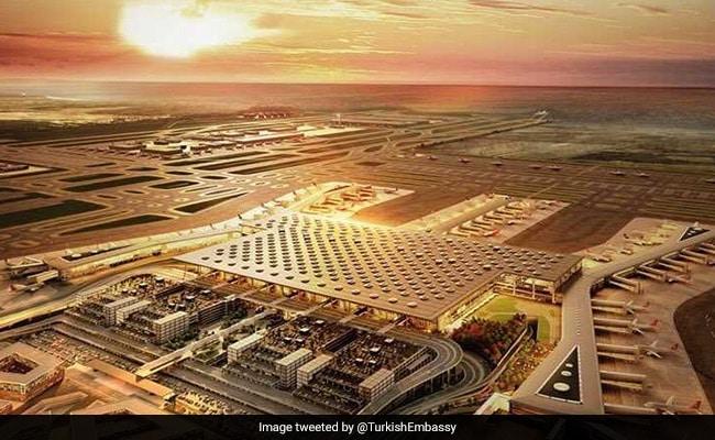PHOTOS: ऐसा है बना दुनिया का सबसे बड़ा एयरपोर्ट, हर साल यात्रा करेंगे 9 करोड़ लोग, दिखता है इतना खूबसूरत