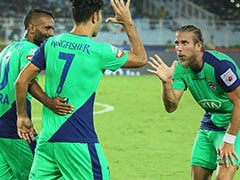 Bengaluru FC Beat ATK 2-1 To Remain Unbeaten In Indian Super League