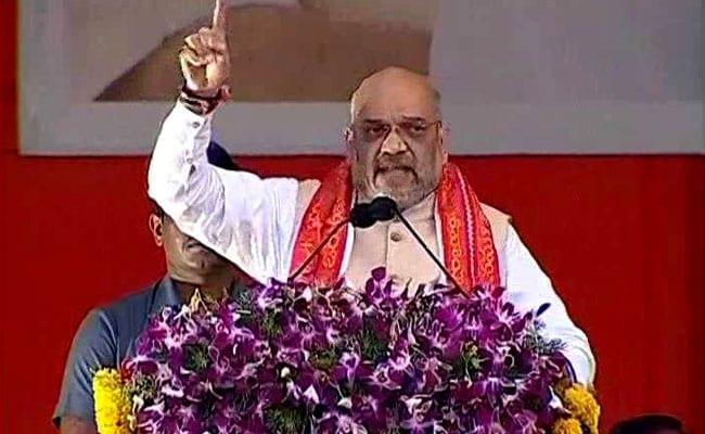 तेलंगाना में गरजे अमित शाह: चंद्रशेखर राव सरकार हर मोर्चे पर असफल रही, BJP ही ओवैसी से लड़ सकती है