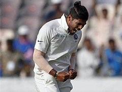 IND vs WI 2nd Test: उमेश यादव ने 'छक्का' जड़कर हटाए 'दो लंबे ग्रहण'