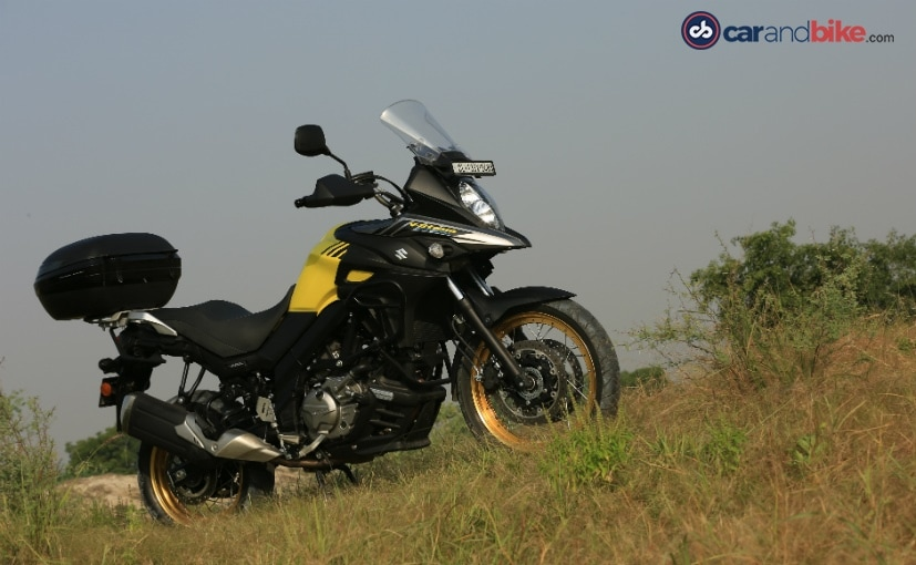 The Suzuki V-Strom 650 XT ABS comes to India via the CKD route and is priced at Rs. 7.46 lakh