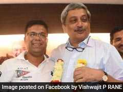 As BJP Gains Numbers In Goa, Chief Minister Buzz Around Vishwajit Rane