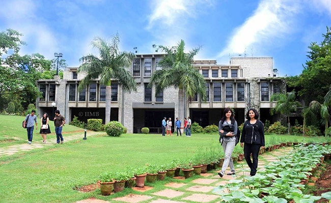 IIM Bangalore Only Indian Institute In QS Executive MBA Rankings 2019