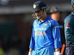 Fans Vent Fury After MS Dhoni Is Left Out Of India Squad For Windies, Australia T20Is