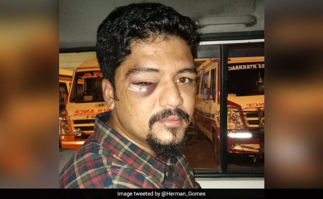 Mumbai Journalist Attacked Near Home, Press Club Calls It 'Dastardly Act'