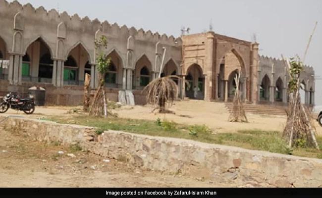No Terror Funding In Haryana Mosque Construction: Delhi Government Panel