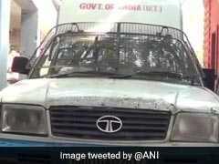बिहार में एक्साइज़ डिपार्टमेंट ने 100 कार्टन शराब ले जाती ATM कैश वैन पकड़ी, दो गिरफ्तार