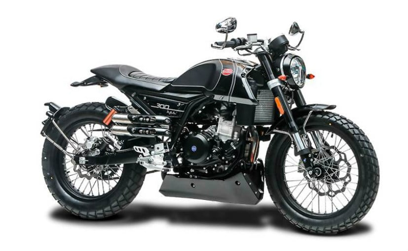 The FB Mondial HPS 300 is the most affordable Scrambler you can buy in India