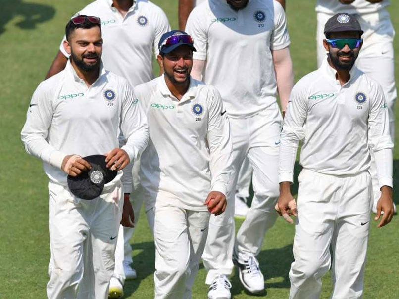 2nd Test: India Aim At A Series Whitewash Against Windies In Hyderabad