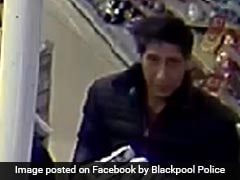 Netizens Think This Thief Looks Like Ross From <i>F.R.I.E.N.D.S</i>, Police Agrees